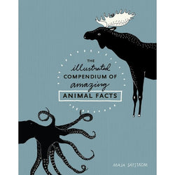 Books The Illustrated Compendium of Amazing Animal Facts - Word Play - The Modern Playroom