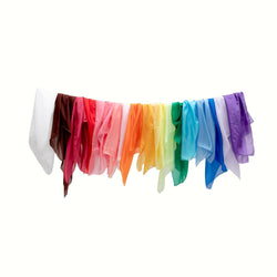 Sarah's Silks Playsilks - Social Play - The Modern Playroom