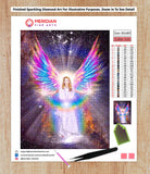 Angel - Diamond Art Kit