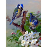 Blue Tit Birds - Diamond Art Kit