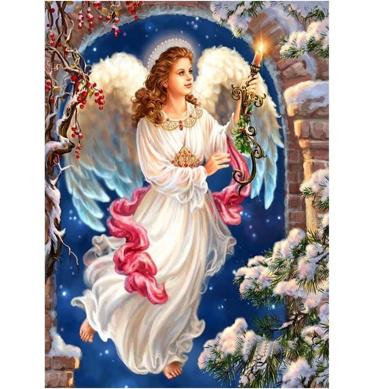 Divine Angel - Diamond Art Kit