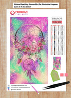 DreamCatcher 4 - Diamond Art Kit