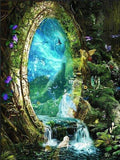 Fairies Portal - Diamond Art Kit