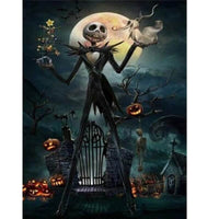 Jack Skellington - Halloween Collection Diamond Art