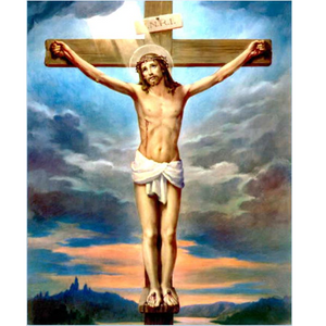 Crucifixion of Jesus - Diamond Art Kit