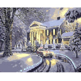 Just In Time For Christmas - Paint by Numbers Kit