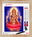 Laxmi Blessings - Diamond Art Kit