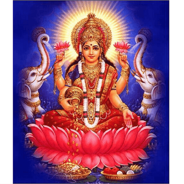 Laxmi Blessings