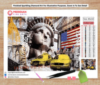 New York City Collage - Diamond Art Kit