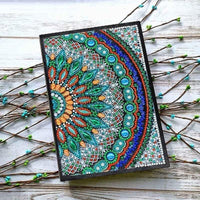 Diamond Painting A5 Notebook