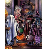 Out For Trick or Treats - Halloween Collection Diamond Art