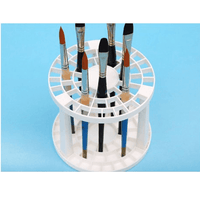 Paintbrush holder