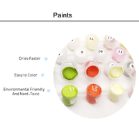Paint for Meridian Paint by Numbers kit