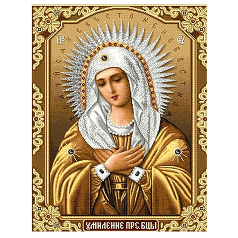 Virgin  Mary - Diamond Art Kit