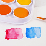 Portable and Lightweight Watercolor Paint Set