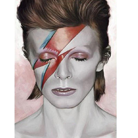 Ziggy Stardust - Diamond Art Kit