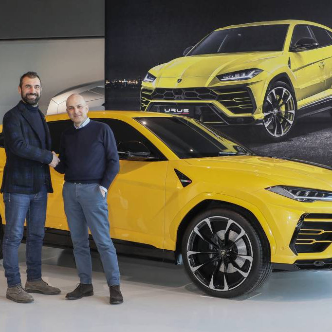 Collezione Automobili Lamborghini and Bumper: a new collaboration