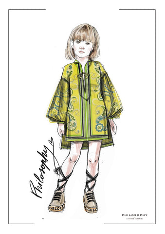 PHILOSOPHY DI LORENZO SERAFINI KIDSWEAR at BOYS & GIRLS ONLINE
