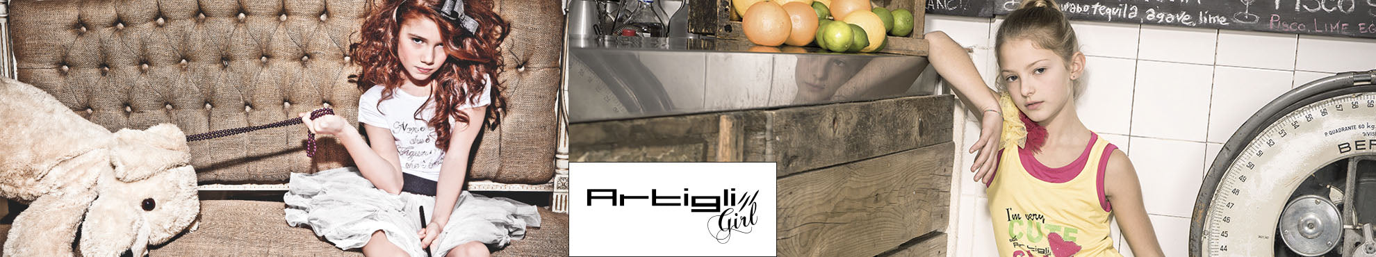 Artigli Girl - Girls and Baby Girls clothing online boutique and outlet, Italian brand