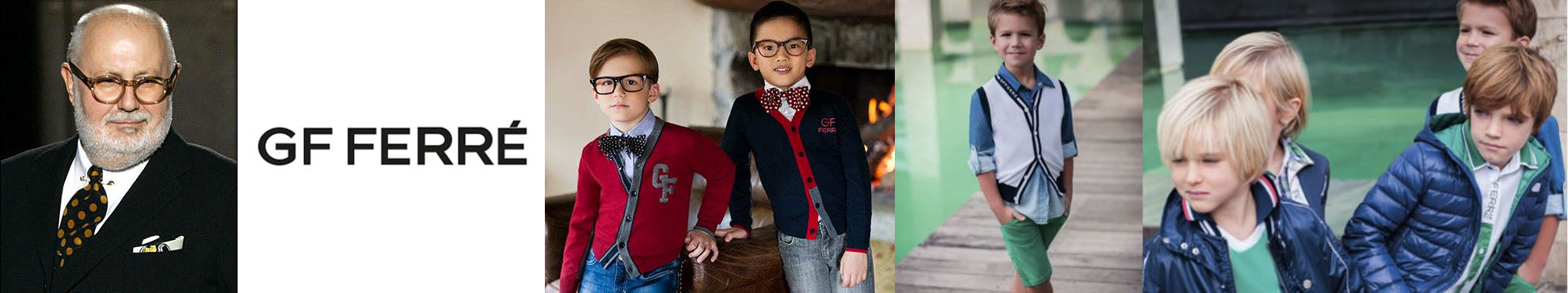 GF Ferre - kids clothing, children's clothes from Italy - brand clothing and shoes - online boutique and outlet