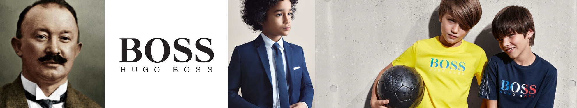 HUGO BOSS - Designer children's clothing, online store, outlet and boutique