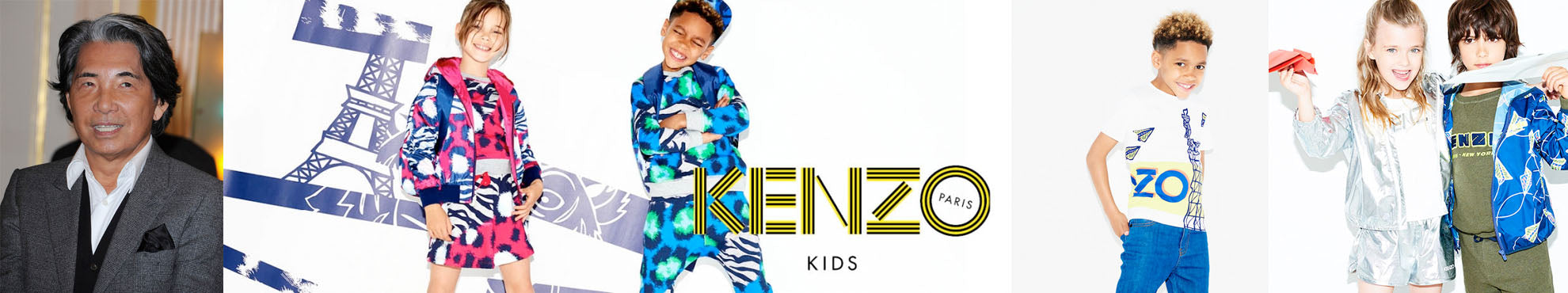 KENZO Kids - designer children's clothing online store outlet and boutique