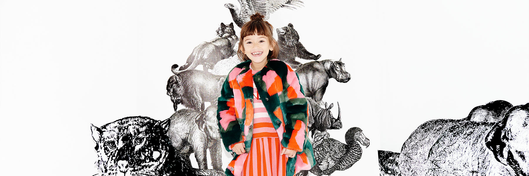 Kenzo Kids Fall-Winter 2019 Collection