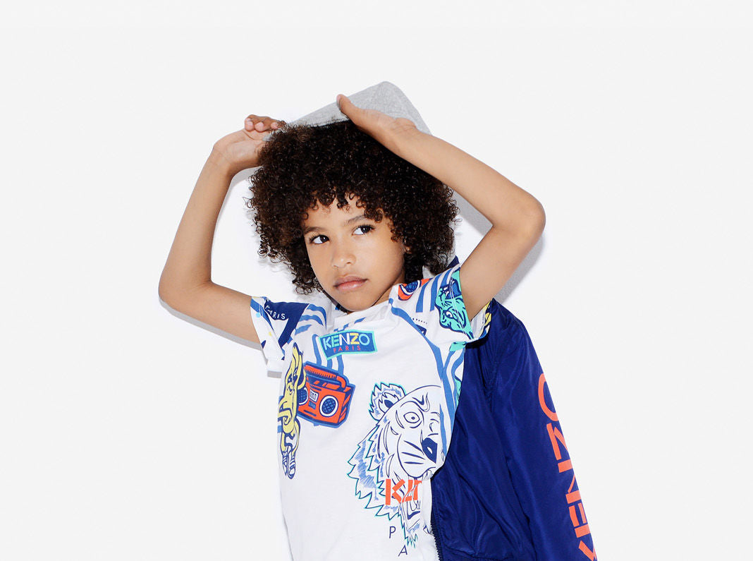 KENZO Kids collection for boys & girls