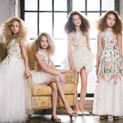 Mischka Aoki Spring-Summer 2016 collection for girls