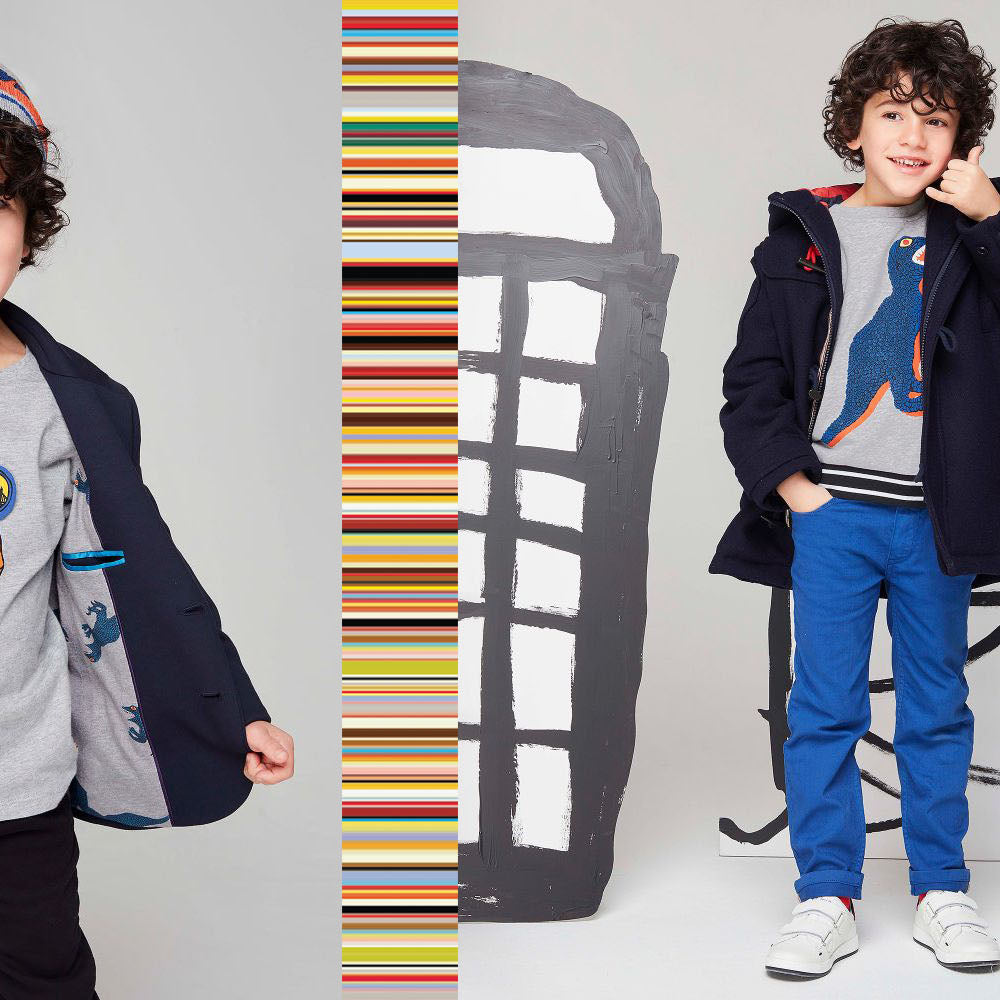 Paul Smith Junior Fall-Winter 2019 Collection