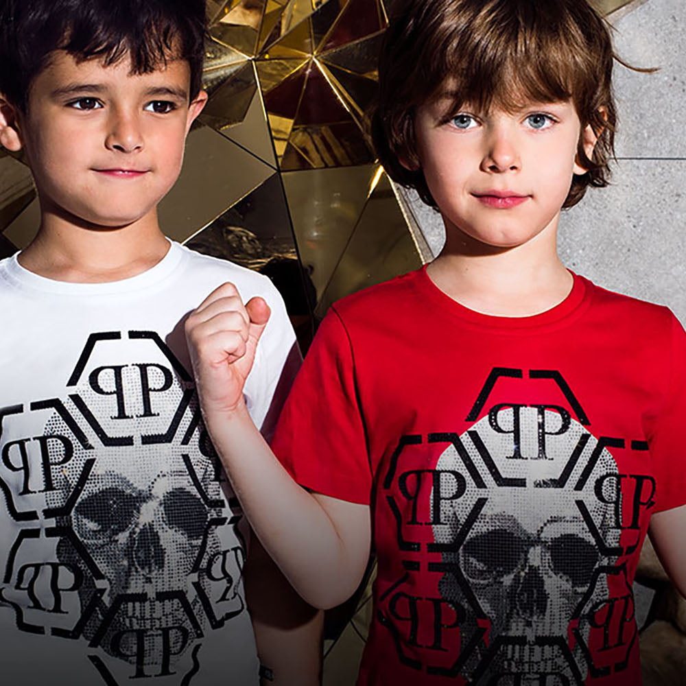 Philipp Plein Junior Kids Fall-Winter 2019 collection