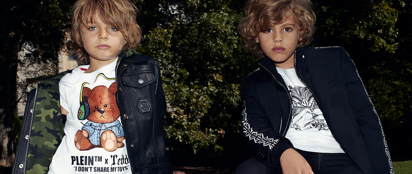 Philipp Plein Junior Spring-Summer 2020 collection for Boys and Girls