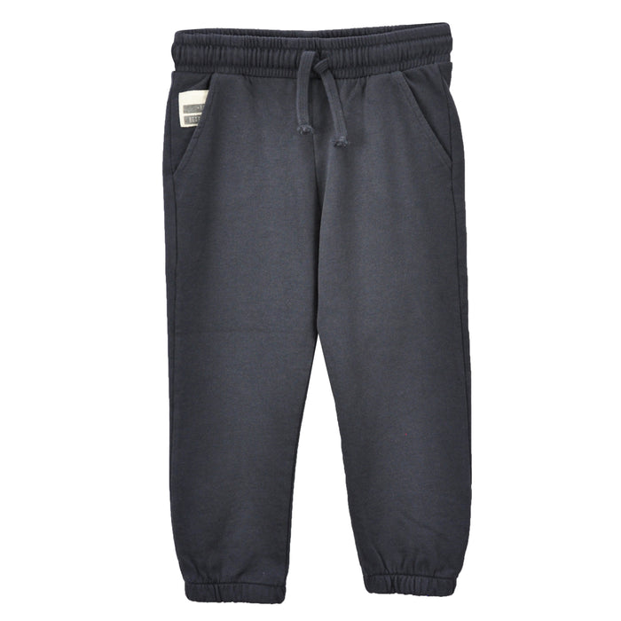 Play Up-Boys Grey Fleece Joggers-boysgirlsonline.com