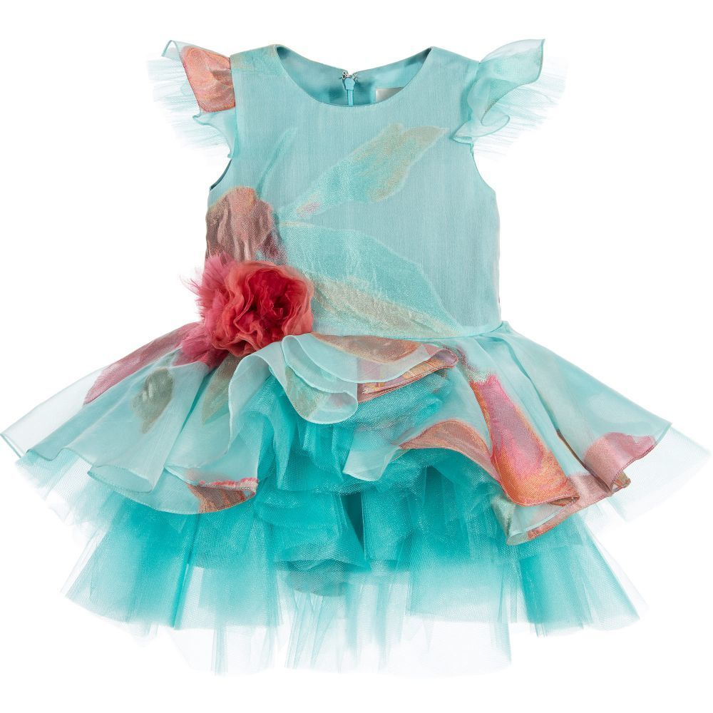 MISCHKA AOKI - Dress The First Flower of Spring - Dresses at BOYS & GIRLS ONLINE