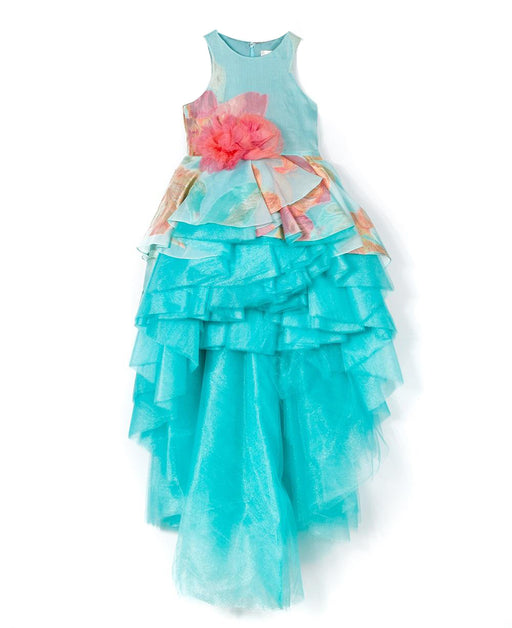 MISCHKA AOKI - Dress And The Flowen Smile - Kids clothing at BOYS & GIRLS ONLINE