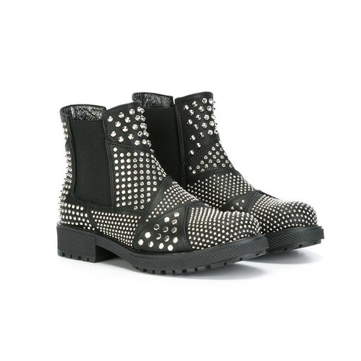 AM66 - Biker Boots - Boots Girl at BOYS & GIRLS ONLINE