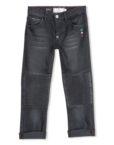 PHILIPP PLEIN - Regular fit Sunset Lines - Jeans Boy at BOYS & GIRLS ONLINE