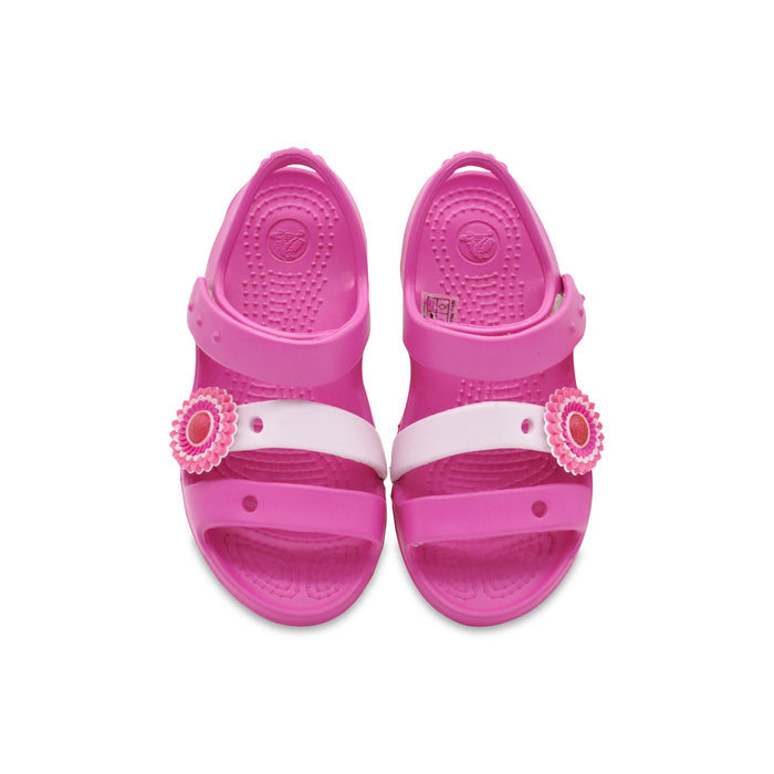 CROCS - Crocs Keeley Sandal Girls - Jelly Shoes Girl at BOYS & GIRLS ONLINE