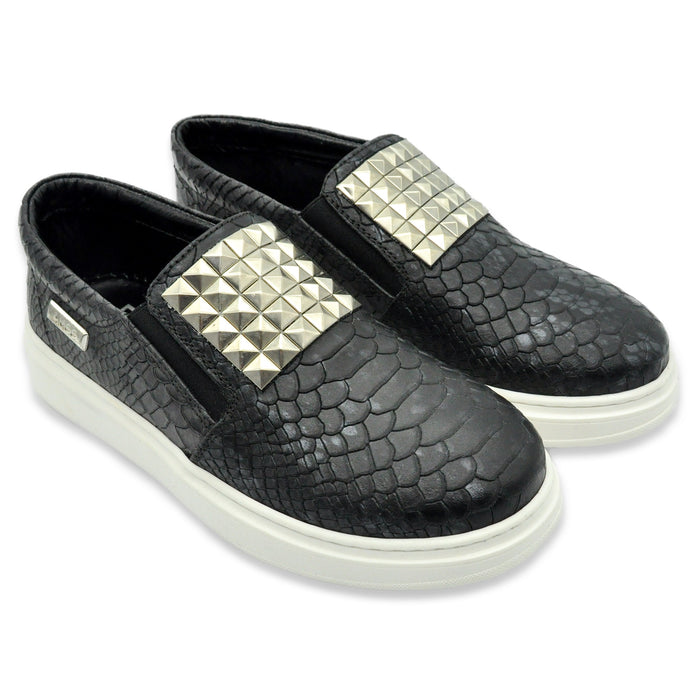 AM66 - Sneakers Silver Plate - Kids clothing at BOYS & GIRLS ONLINE