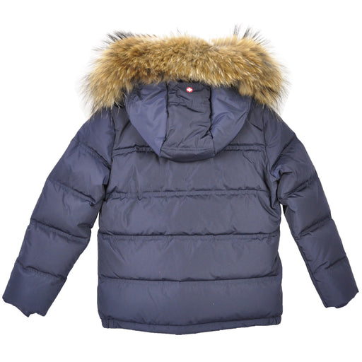 Canadiens Navy Blue Insulated Windproof Coat BEAVER - Kids clothes online | BOYS & GIRLS ONLINE