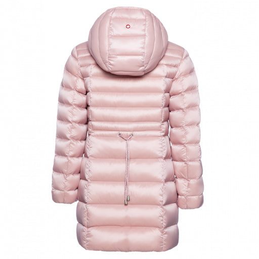Pink Insulated Windproof Coat Sofie