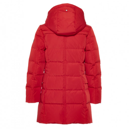 Canadiens - Red Insulated Windproof Coat Cassidy - Kids clothing at BOYS & GIRLS ONLINE