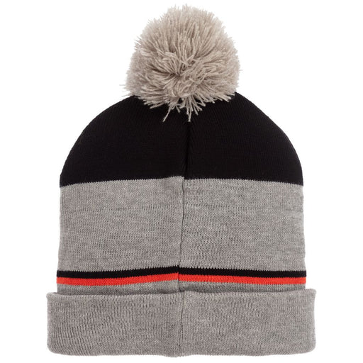 Kenzo Boys Grey Cotton Knitted Hat - Kids clothes online | BOYS & GIRLS ONLINE