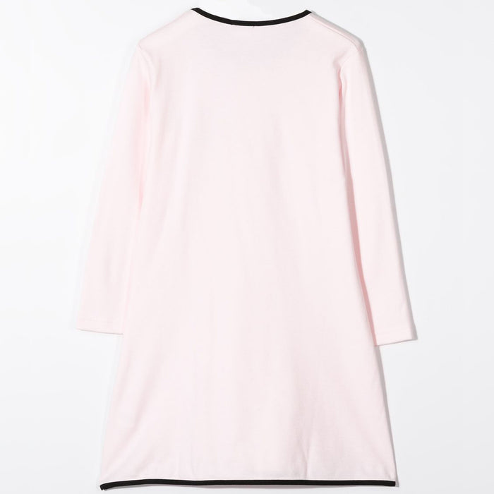 LA PERLA-Girls Cat Detail Night Dress-boysgirlsonline.com