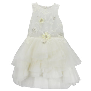 Dress Summer Beauty White