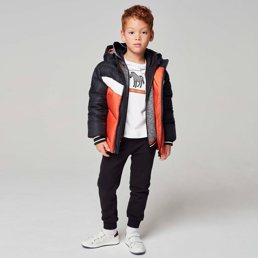 Paul Smith Boys Black Cotton Joggers - Kids clothes online | BOYS & GIRLS ONLINE
