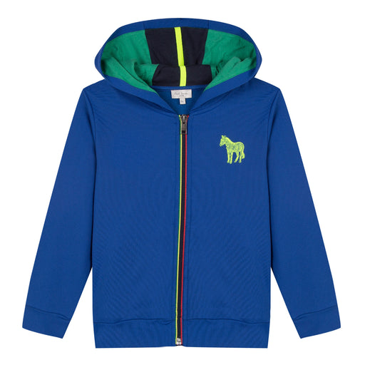 Boys Blue TAIROU Zip-Up Jacket