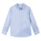 Paul Smith Junior Boys Light Blue Negend Oxford Shirt 5K12612