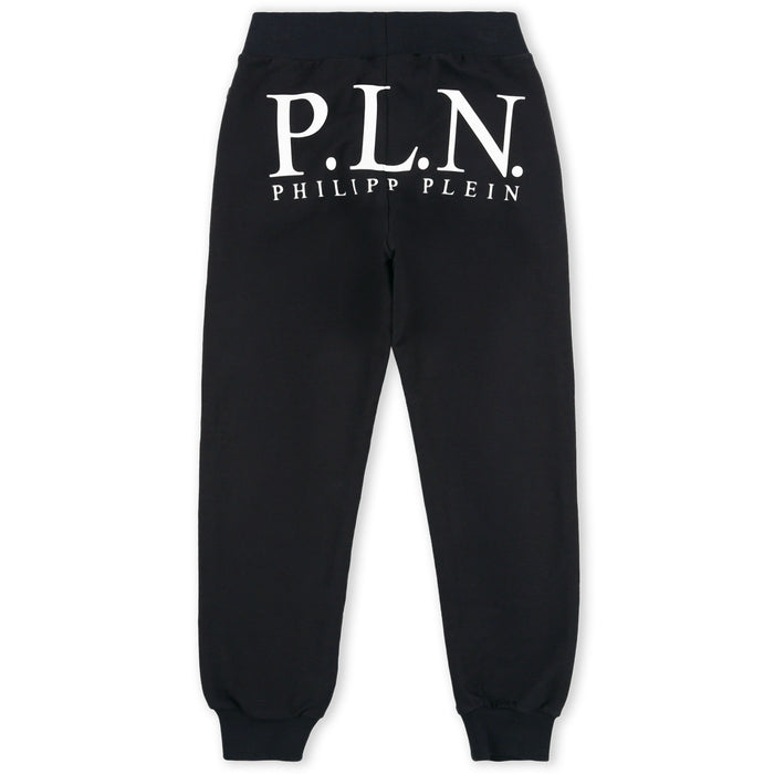 Black Jogging Trousers P.L.N.
