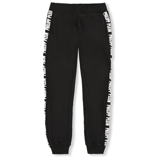 Black Jogging Trousers Statement